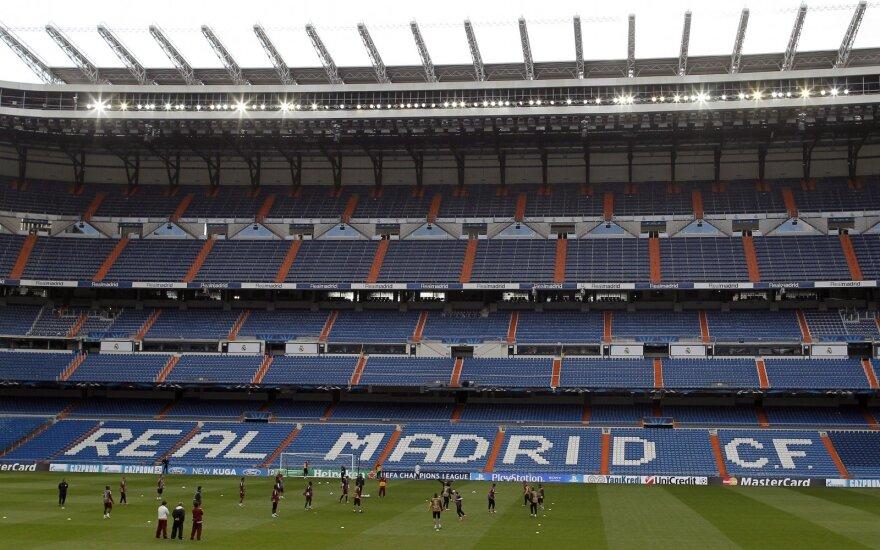 "Madrido ""Santiago Bernabeu"" stadionas"