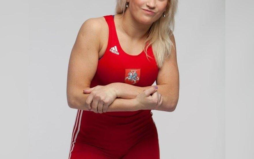 Indrė Bubelytė (V. Malinausko ir L. Masio nuotr.)