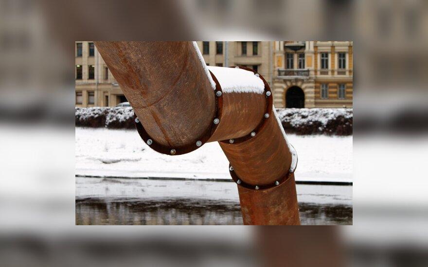 Vilniaus valdžia ketina prie Neries palikti prieštaringai vertinamą skulptūrą