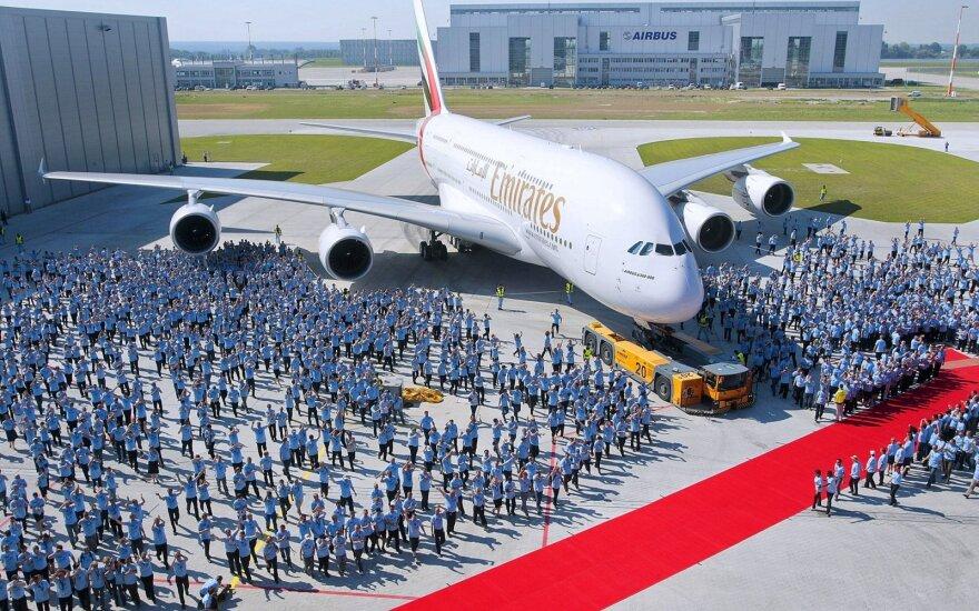 Kodėl niekam nereikia didžiausio pasaulyje keleivinio lėktuvo: didinga pradžia ir liūdna pabaiga