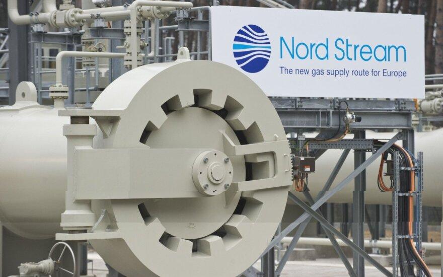 Nord Stream 2 should not go ahead, President Grybauskaitė says