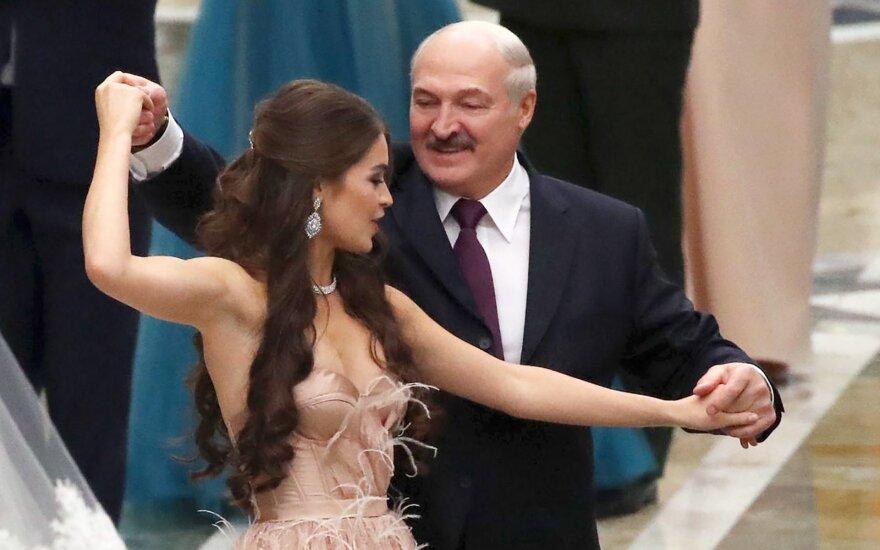 Marija Vasilevič, Aleksandras Lukašenka