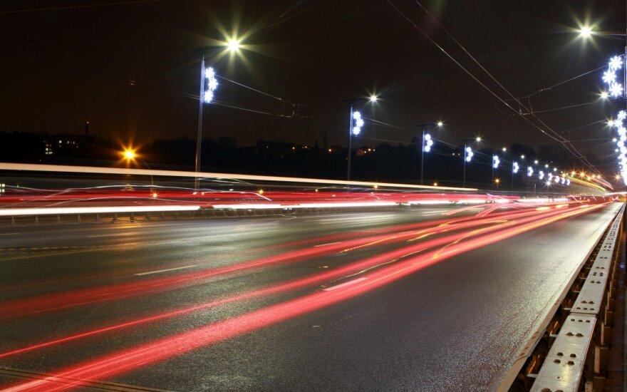 """""""Kauno tiltai"""" už 8,9 mln. eurų Rygoje rekonstruos viaduką"""