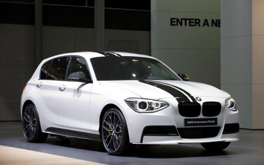 BMW 1-serijos Performance versija
