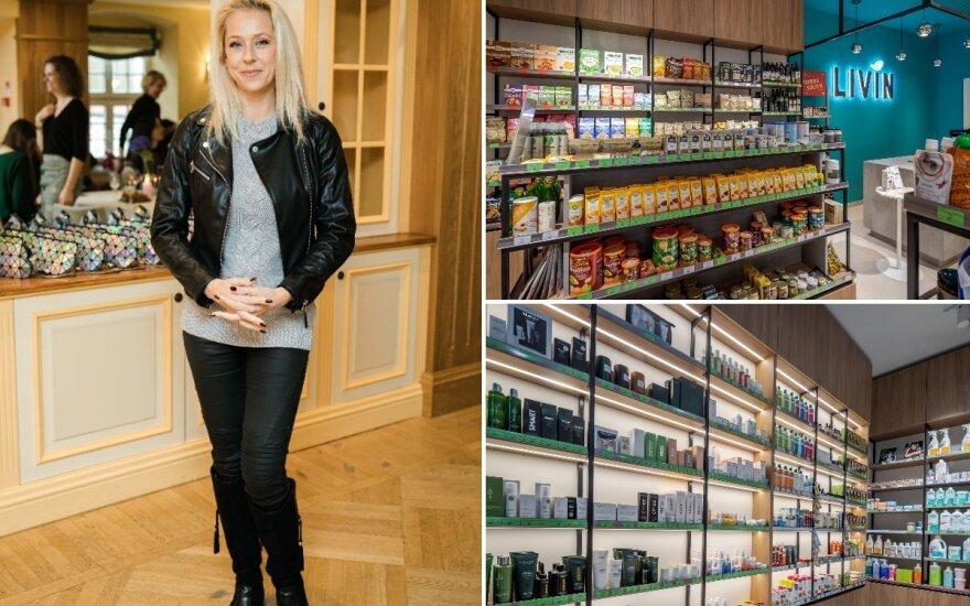 Aktorė Ineta Stasiulytė atvira: svarbu, kad parduotuvė, kurioje apsiperku, atsakingai žiūrėtų į aplinkosaugą
