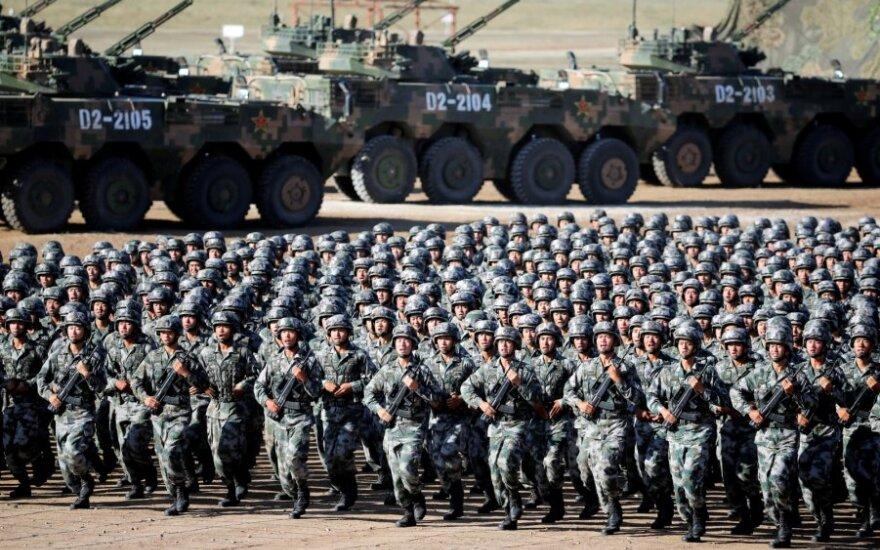 Kinijos kariuomenė
