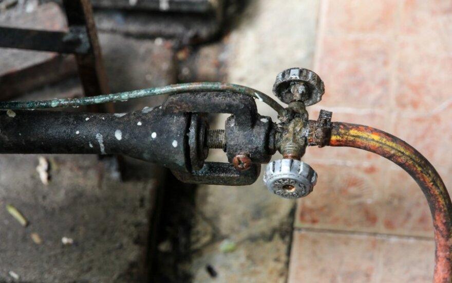 Dujų nuotekis