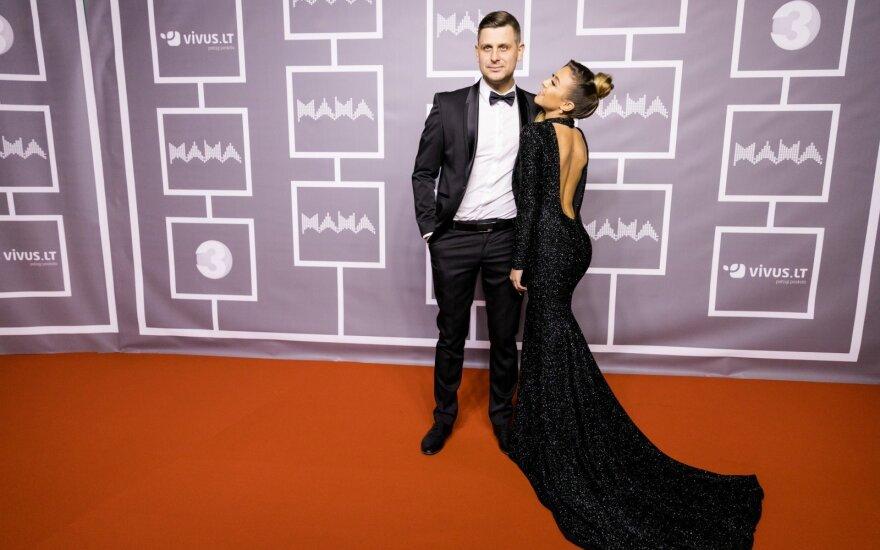 Simas Budrys ir Eglė Jakštytė