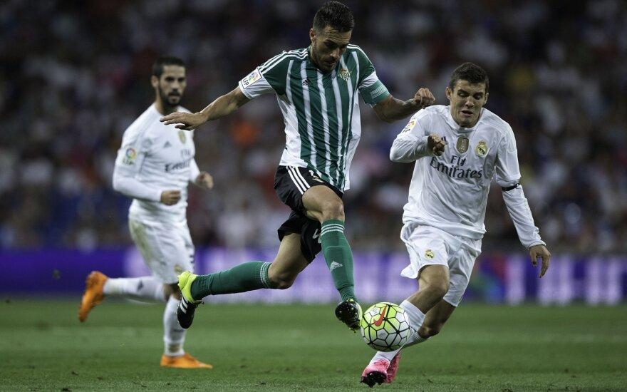 """Beprecedentis įvykis: du rezultatus klastoję """"La Liga"""" žaidėjai pasiųsti už grotų"""