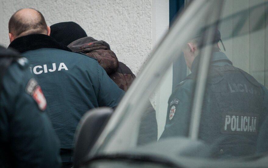 Įtariamąjį I. Strazdauskaitės byloje probavusių pareigūnų laukia tyrimas