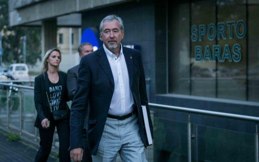 """Tarakanovas nesistebi, kad """"Zenit"""" žais Eurolygoje – kalba apie logišką sprendimą, sirgalius ir aštuntuką"""