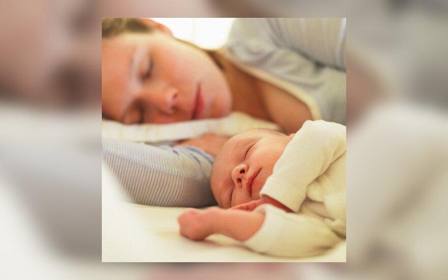 EP patvirtino 20 savaičių motinystės atostogas