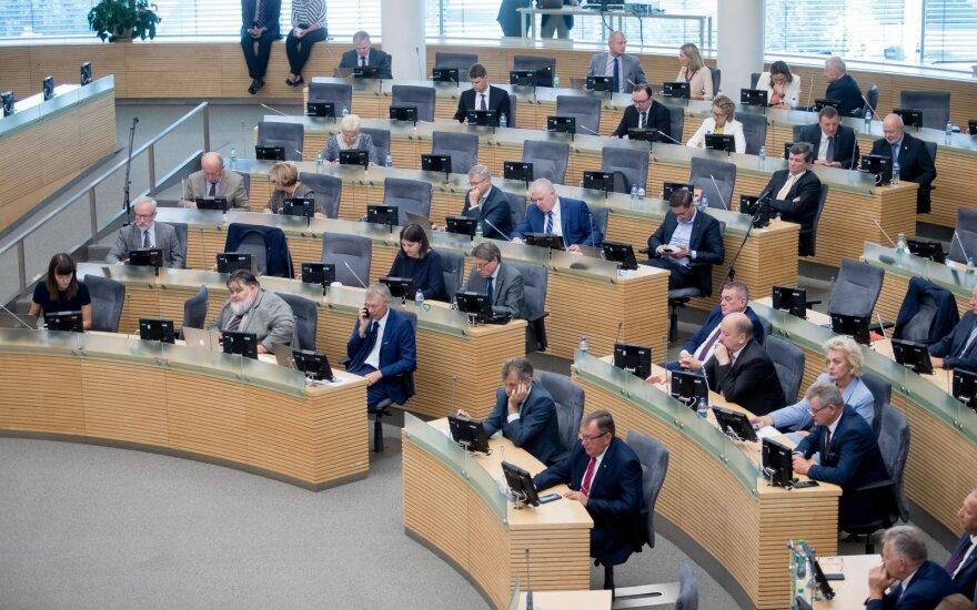 Planuoja tiesiogines transliacijas iš Seimo komiteto posėdžių