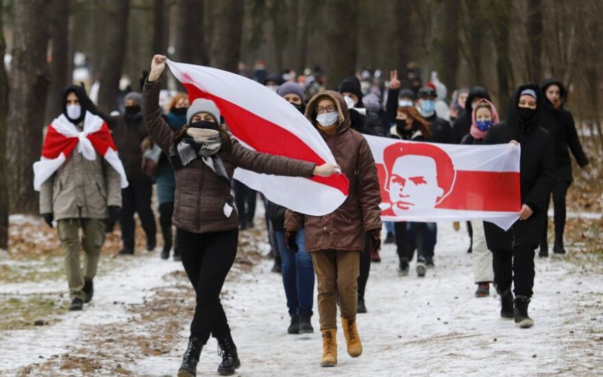 Koronvirusas Baltarusijoje