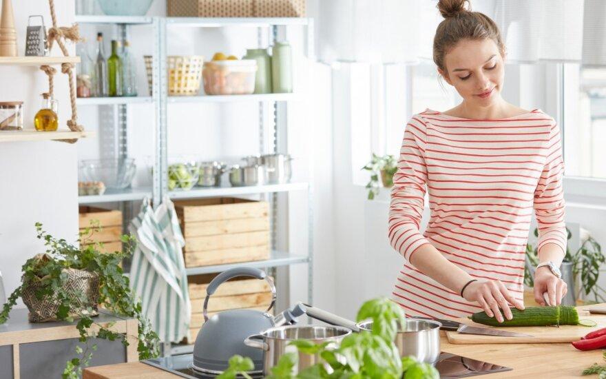5 dalykai, kuriuos reikia išmokti virtuvėje, kol jums sueis 30 metų
