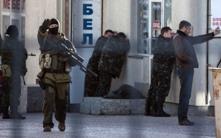 ES sankcijos Rusijai dėl Krymo pratęstos dar metams