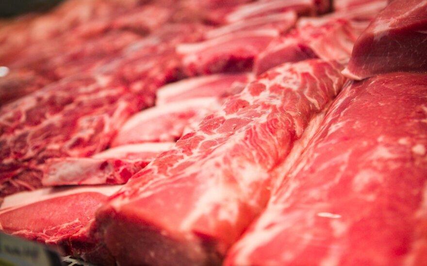 Pasaulines mėsos kainas keičia kiaulių maras Kinijoje
