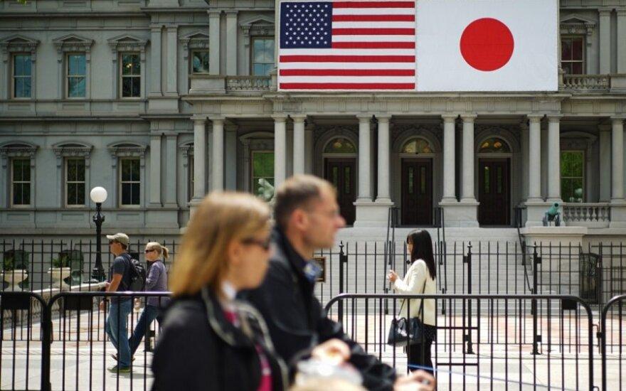 Prekybos karas: Japonija pasirengusi 0,5 mlrd. atsakomosiomis priemonėmis prieš JAV