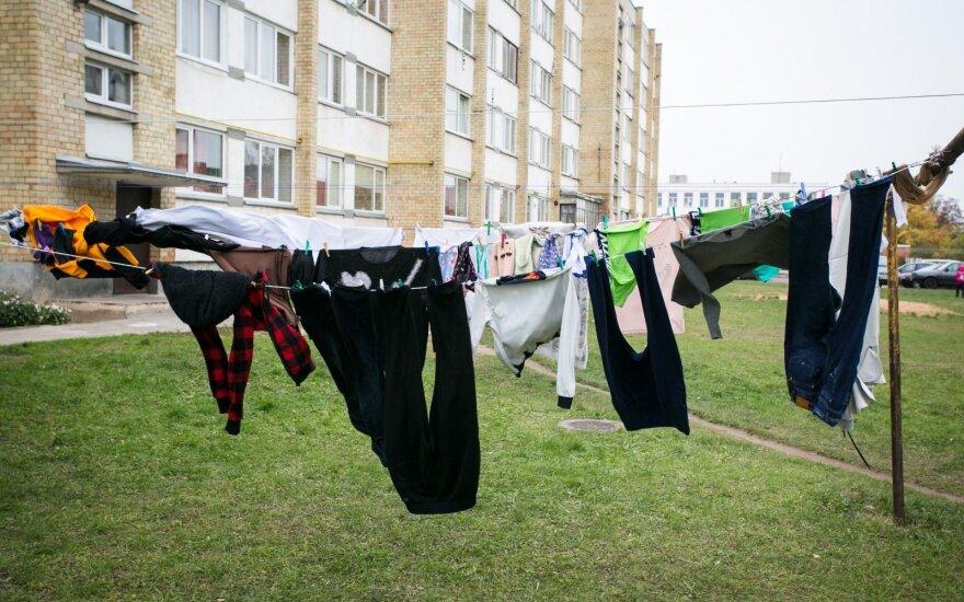 Seimas pritarė naujam daugiabučių namų atnaujinimo modeliui