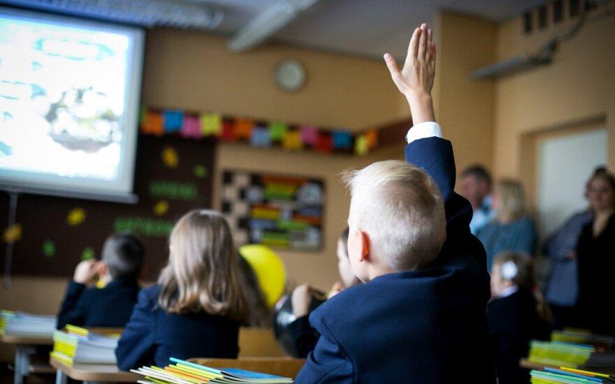 Pirmoji pažintis su mokykla: kaip jai pasiruošti?