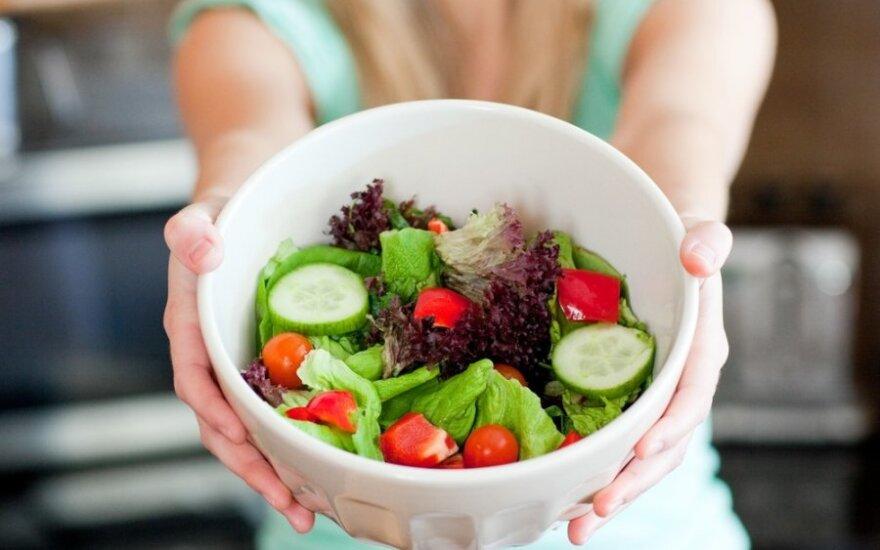 Ką būtina valgyti pavasarį: 6 superproduktai