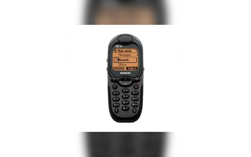 """Siemens ME45"" mobilusis telefonas"