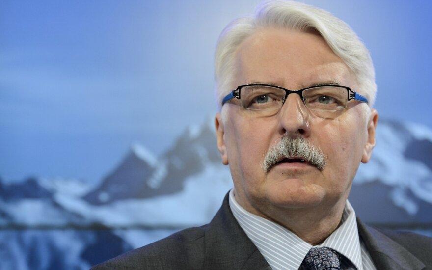 Lenkija ir toliau priešinasi D. Tusko išrinkimui