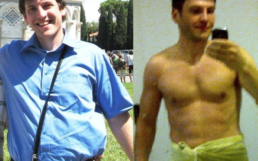 30 kg antsvorio atsikratęs Dalius: viskas priklauso nuo tikslo, kurio siekiame