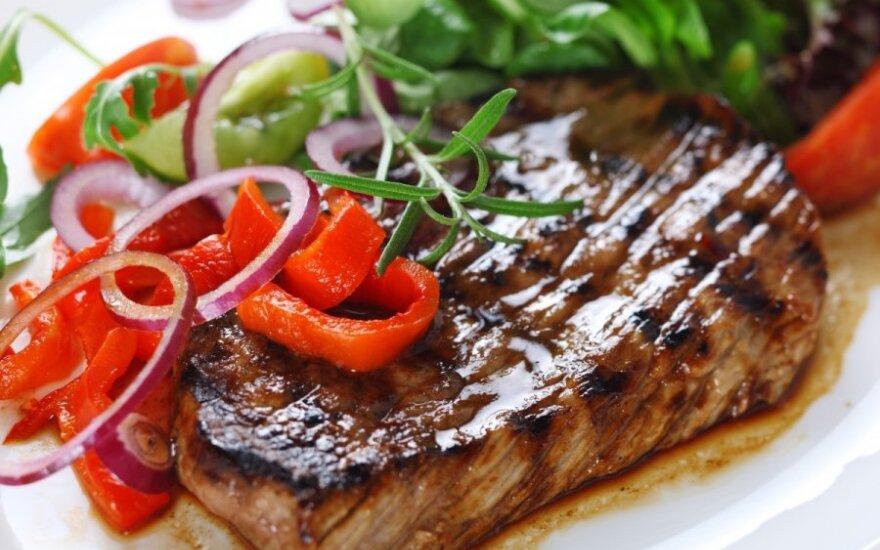 Paprastas marinatas mėsai ir žuviai
