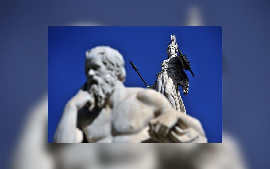 Būsimuosius pensininkus turėtų jaudinti Graikijos likimas
