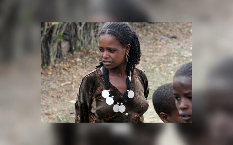 Etiopė