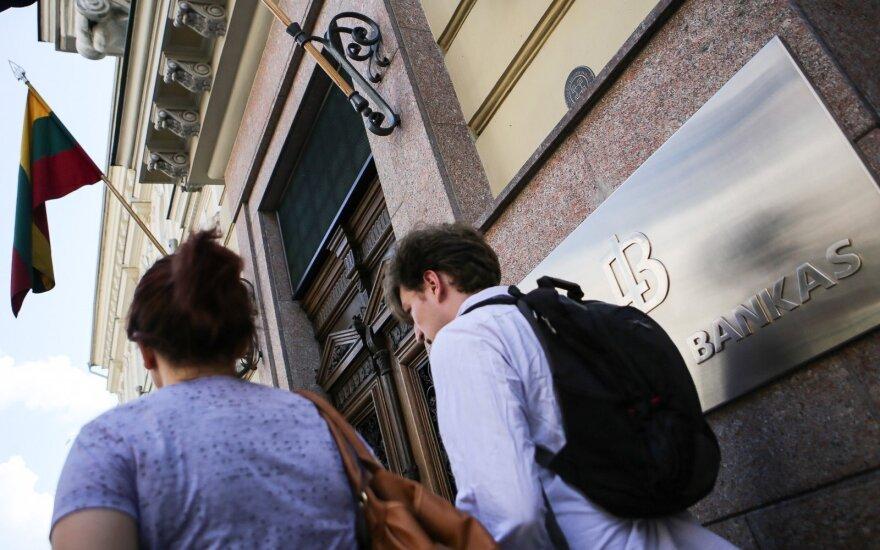 Lietuvos bankas atskleidė ambicingus investavimo tikslus