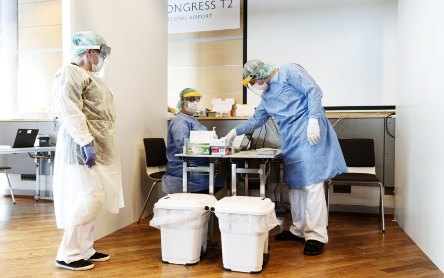 Nerimas – ir mažiausią sergamumą fiksuojančioje Europos šalyje: prasidėjo antroji stadija