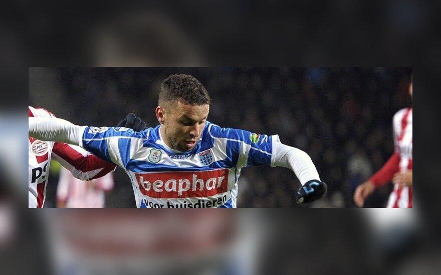 """Rochdi Achentehas (""""Zwolle"""")"""
