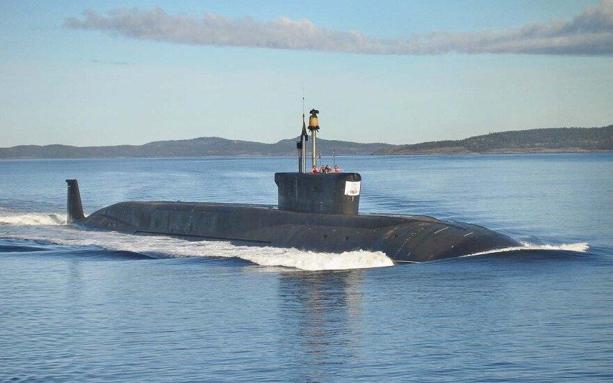 Prie Stokholmo vėl galimai pastebėjus nežinomą povandeninį laivą reikalaujama atsakymų