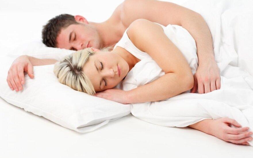Kokybiškas miegas - koks ir kiek