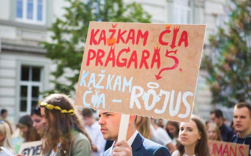 Pasaulio universitetų reitinguose - naujiena Lietuvai