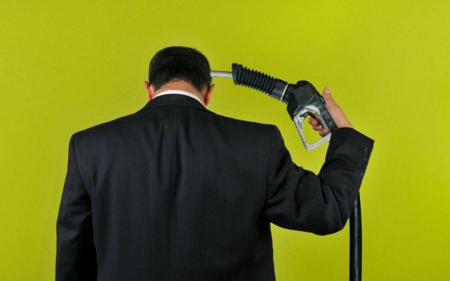 Analitikai: naftos kainos nemažės
