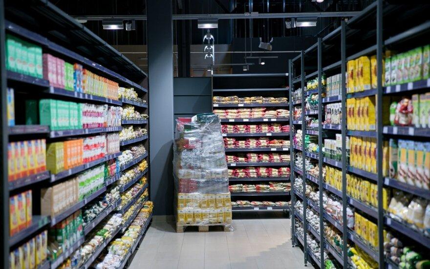 """""""Eurostat"""": per metus prekybos apyvarta Lietuvoje išaugo 6,5 proc."""