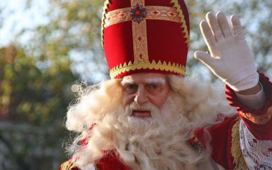 Kalėdų Senelis gyvena ne Suomijoje?