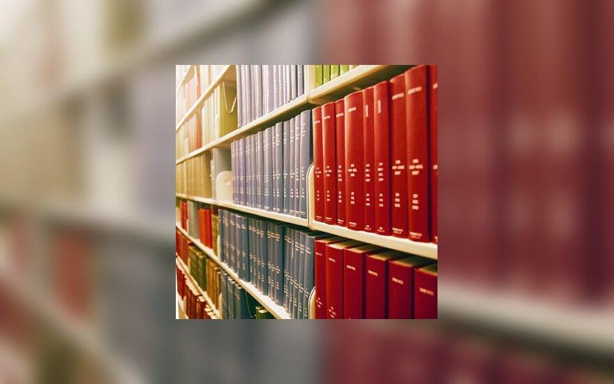 Knygos, biblioteka, skaitymas, enciklopedijos