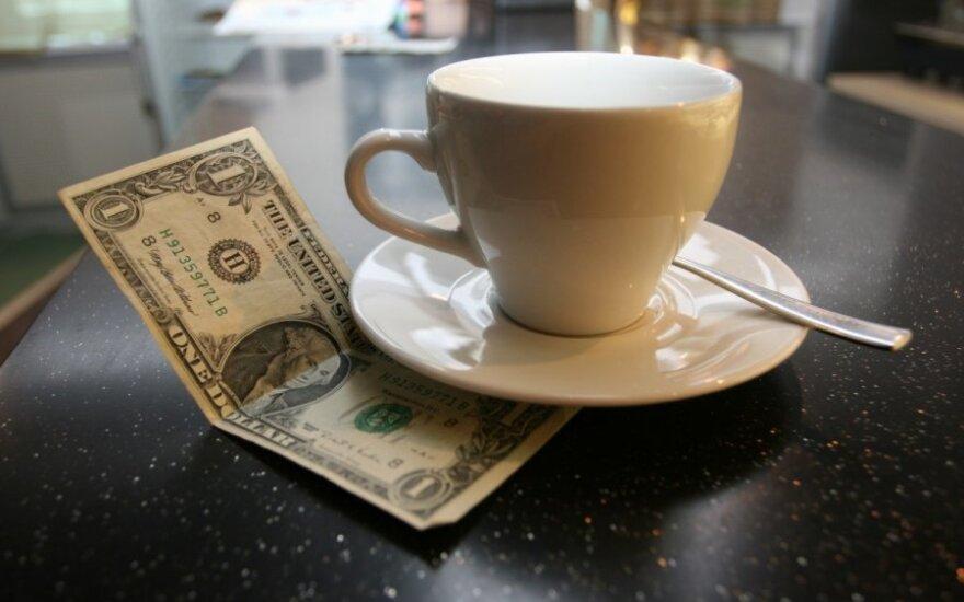 Argentiniečiams leido pirkti dolerius