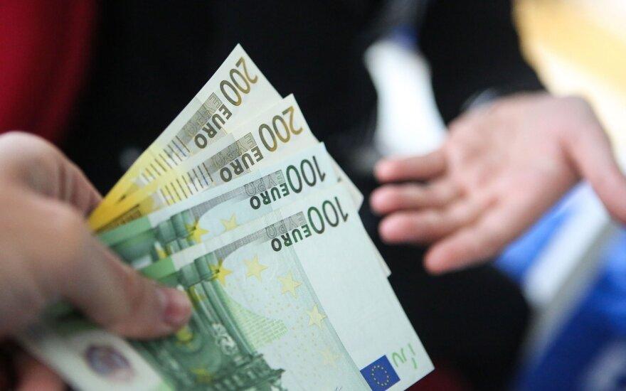 Vokietijos investuotojai palankiau vertina ekonomikos perspektyvas