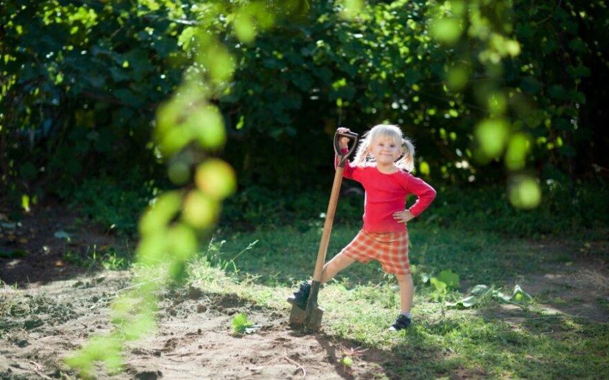 Vienas turtingiausių šaltinių vaikų ugdymui yra arčiausiai mūsų