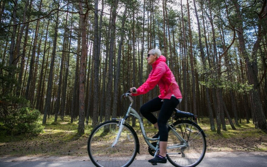 Prieš dviračių sezono pradžią – priminimas apie svarbią kelionių detalę