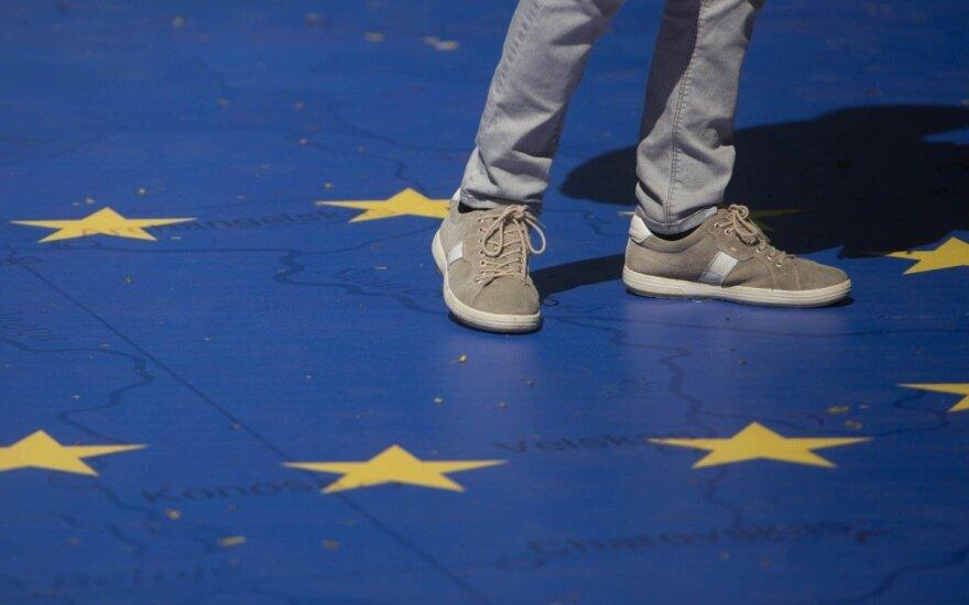 Didžioji Britanija vėl kelia sąlygas dėl likimo ES