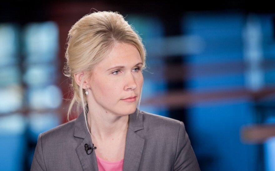 VRK pirmininkė Laura Matjošaitytė įstatymo nepažeidė
