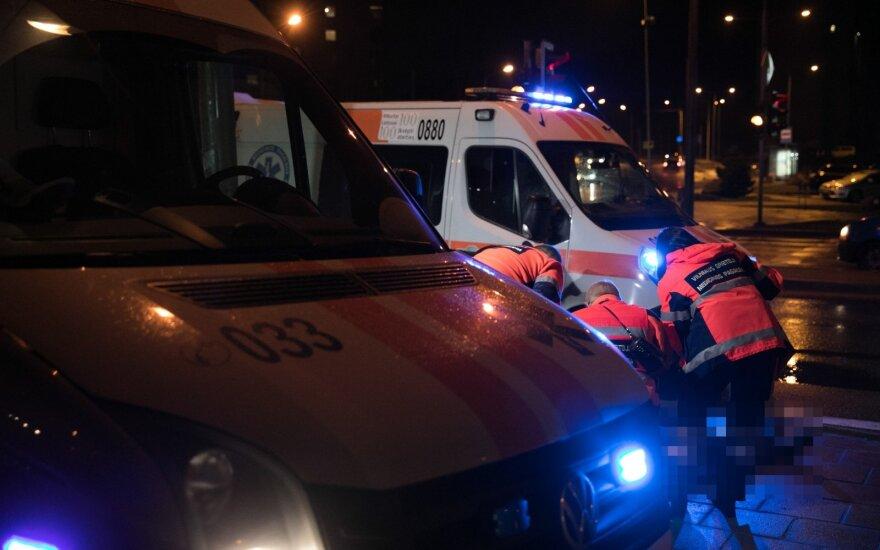 Palikimą be pagalbos, kai žmogaus gyvybei gresia pavojus, tiriantys pareigūnai ieško liudininkų