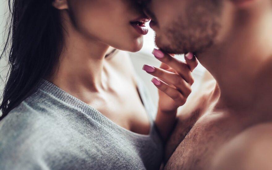 Kai suprasite šiuos du seksualinės aistros tipus, galėsite mėgautis seksu tiek, kiek norėsite