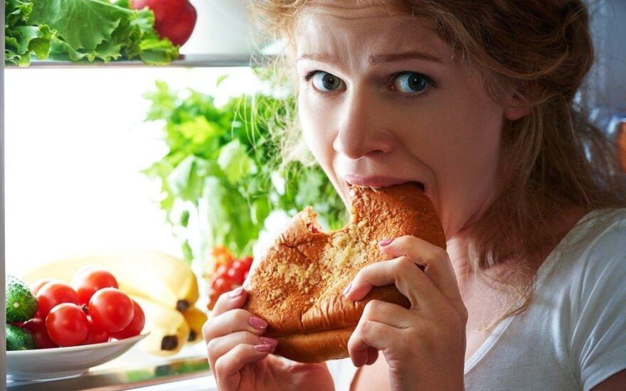 Mitybos specialisto patarimai, kaip sustabdyti svorio augimą po 30-ties